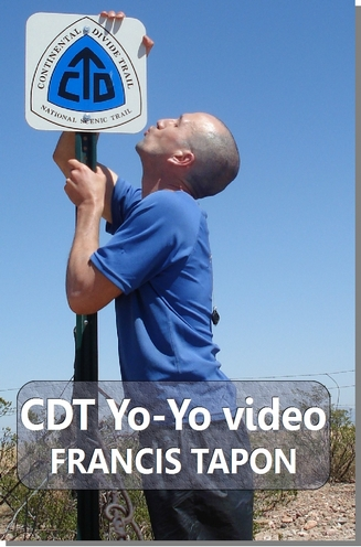 CDT Yo-Yo Video by Francis Tapon