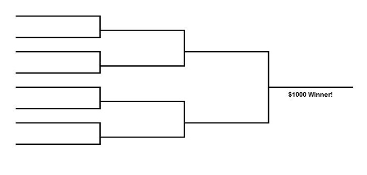 Book contest playoff