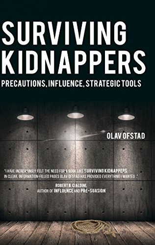 Surviving Kidnappers book by Olav Ofstad