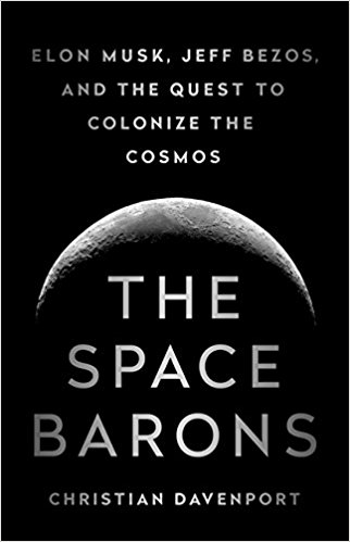 Space Barons book by Christian Davenport
