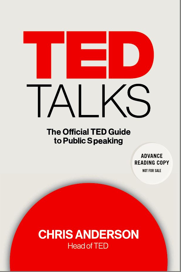 Guide Book Review: TED Talks by Chris Anderson