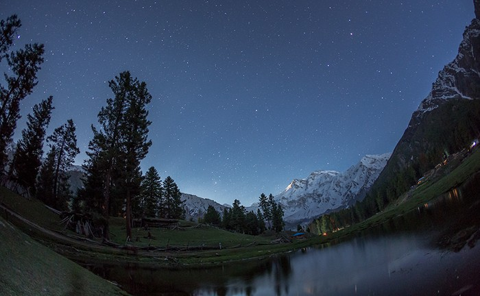 Northern Pakistan's Nanga Parbat, Heaven for Hikers