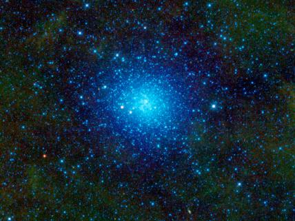 Omega Centauri contains approximately 10 million stars and is about 16,000 light-years away