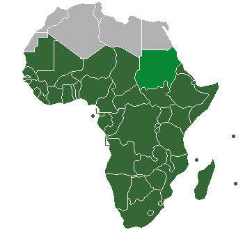 Defining Sub-Saharan Africa And The Countries In It