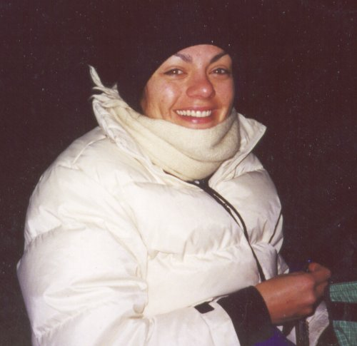 Toasty in Yosemite Thanksgiving 2000