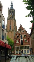 Amersfoort's tallest church