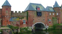 Amersfoort is small and delightful
