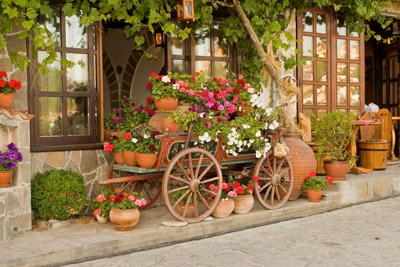 Balkan scenery