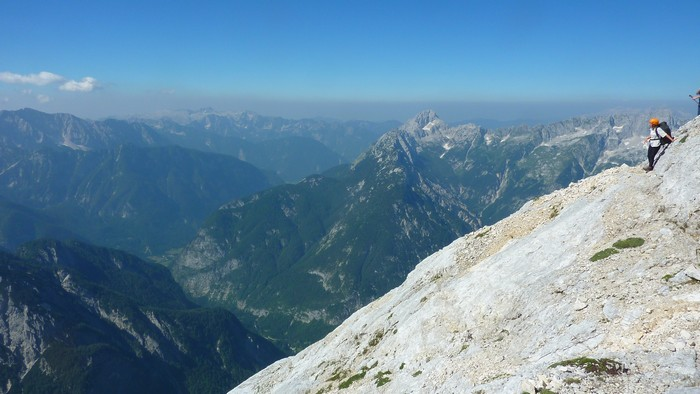 Julian Alps view