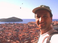 Another look above Dubrovnik.