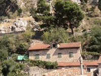 The humble house that I would love to buy and fix up. It's the highest house in Kotor.