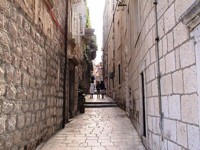 Korcula's tight Venetian influenced streets exude charm.