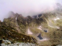 The mystical clouds in the High Tatras were mesmerizing.