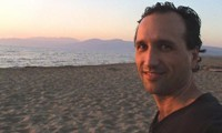 Enjoying my last night in Eastern Europe in a beach in Turkey.