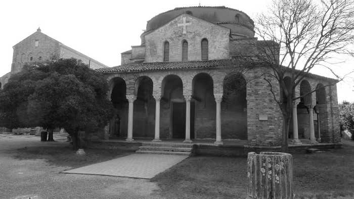 Santa Fosca on Torcello, Venice