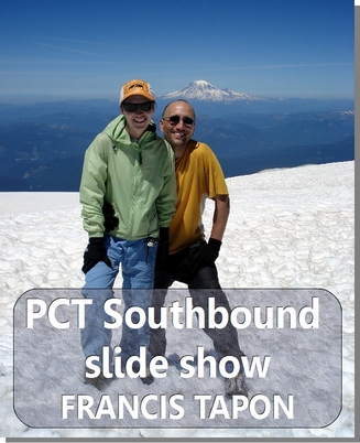 The 60 minute PCT Slideshow with a bonus video - all for $2.99