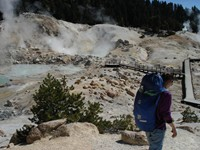 Bumpass Hell again