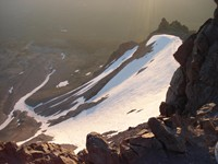 View from Lassen Peak