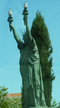 Spain's Statue of Liberty