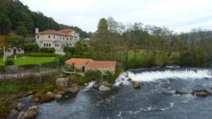 This is one of the Camino's prettiest river crossings. Again, it's the villages that make the Camino pleasant, but you don't need to roadwalk to see them, just take a car or bike.