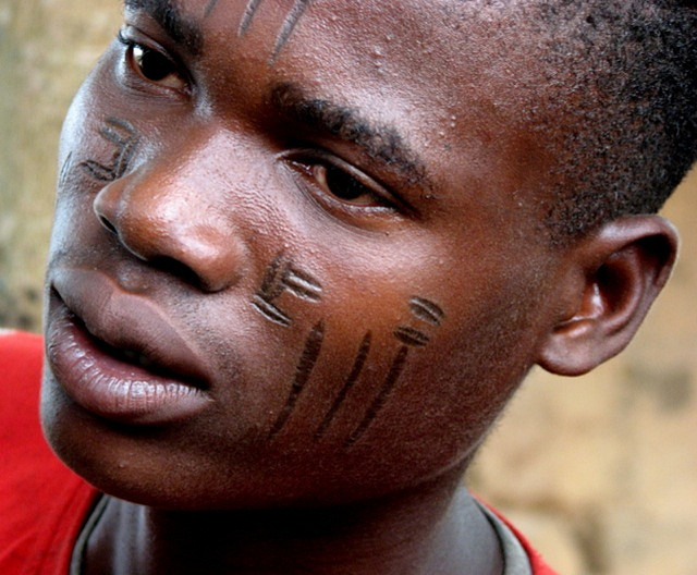 History Of Tattoos In Africa Africa Travels