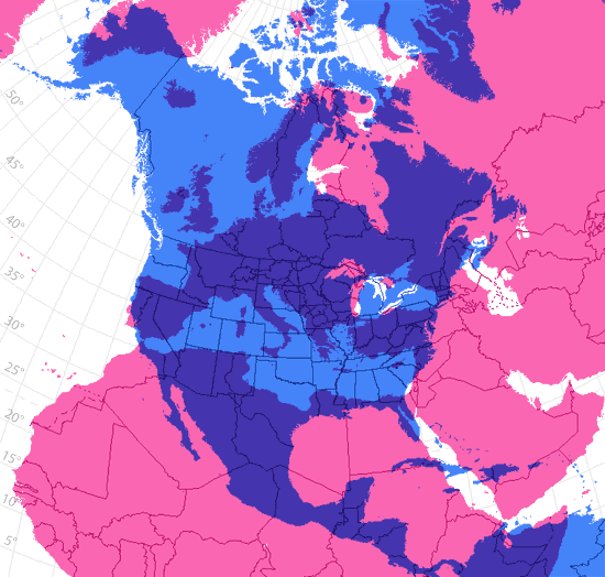 Europe Vs. Us Size Comparison Map Defending American Ignorance | Western Europe | Travels